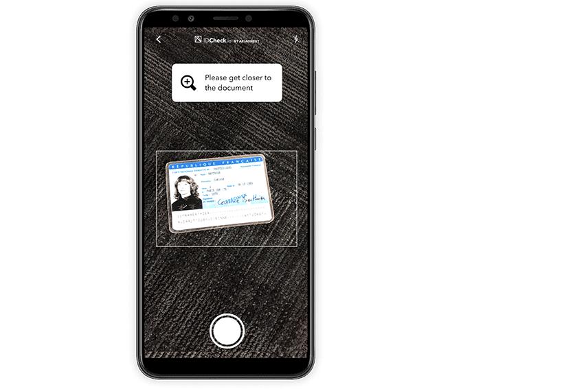 Aplicación móviles de verificación