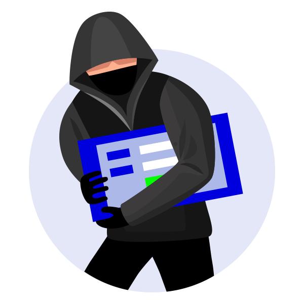 Lucha contra el robo de documentos en blanco