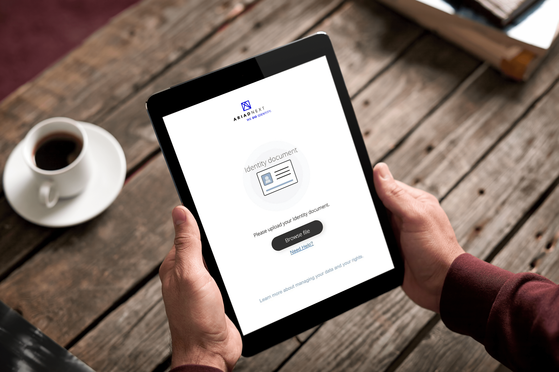 Aplicación web para verificación de documentos